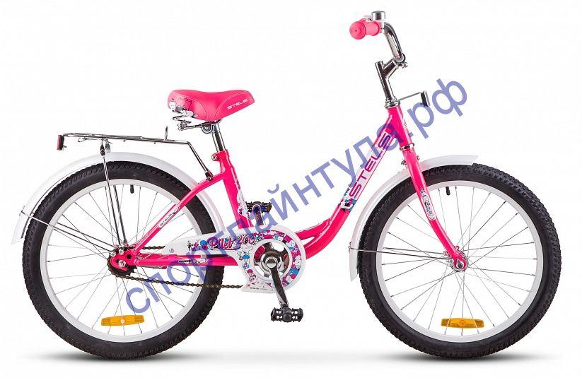 """Детский велосипед STELS Pilot-200 Lady 20"""" Z010"""