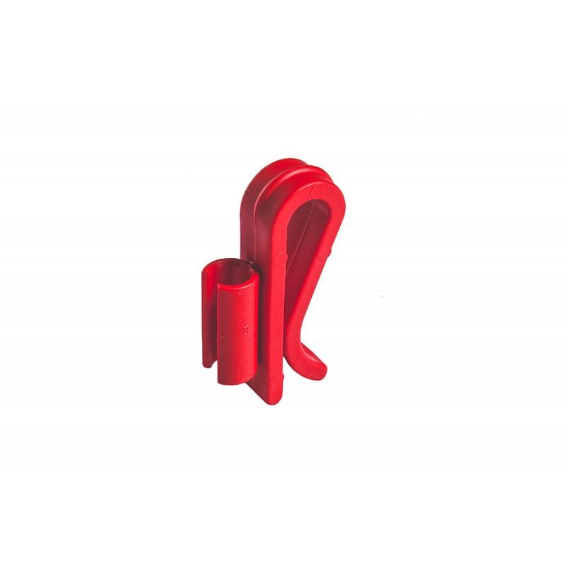 Клипса-держатель для сифона переливного