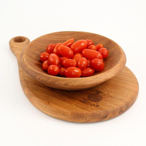 Qırmızı Çerri pomidor  1kg (banka)
