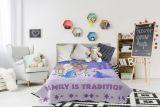 Покрывало DISNEY Family is tradition 160х200 723039