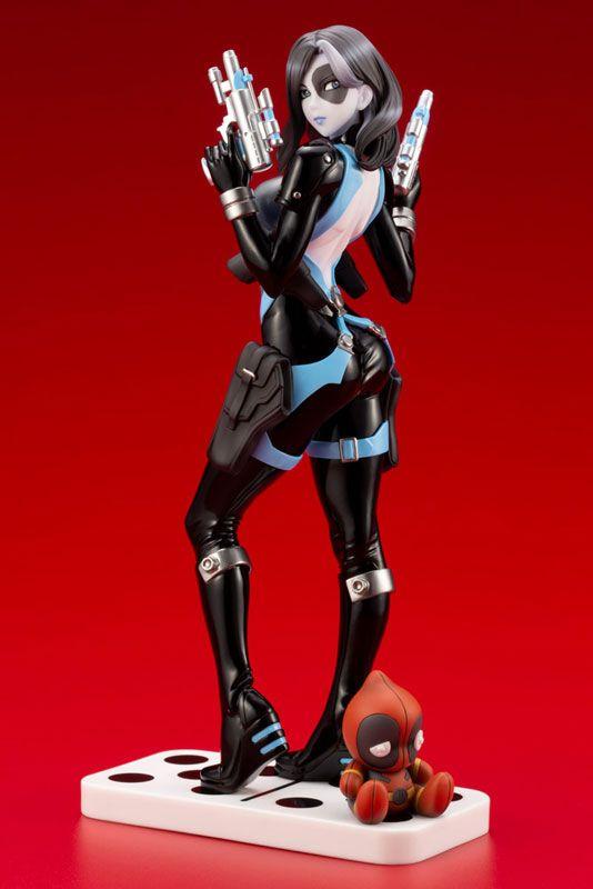 Аниме фигурка Marvel Bishoujo - Domino