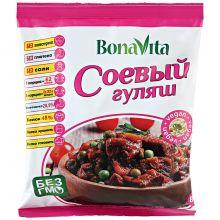 """Соевое мясо """"Bona Vita"""" Гуляш, 80 г"""