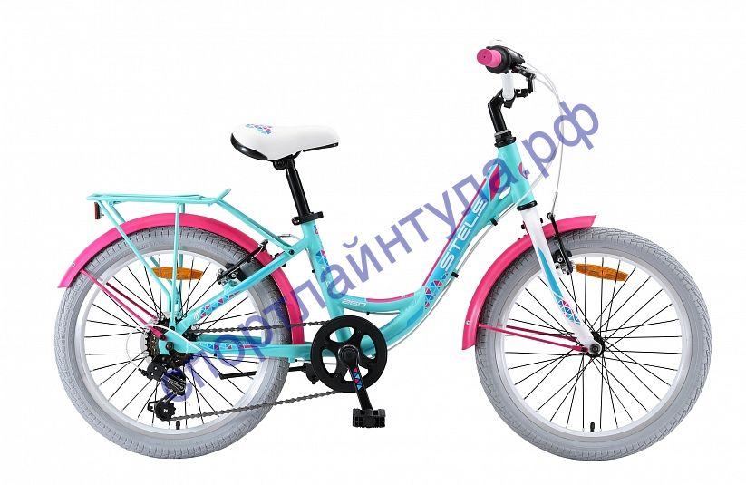 """Подростковый велосипед  Pilot-260 Lady 20"""" V010"""