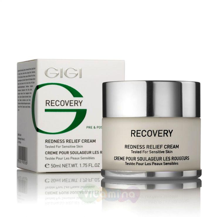 GiGi Крем успокаивающий от покраснений и отечности Recovery Redness Relief Cream Sens