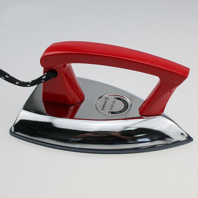 Электрический мини-утюг Soarin SR-999A, цвет красный