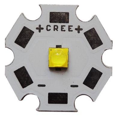 Светодиод Cree XP-G3, 777 Лм, 2A, 3 оттенка света, 3 размера