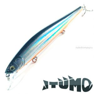Воблер Itumo Ne-On 110SP 110 мм / 13,7 гр / Заглубление: 0,8 - 1 м / цвет: 23