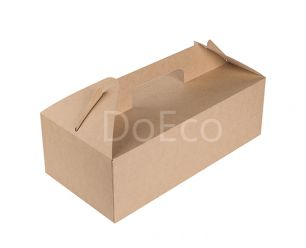 ECO BOX WITH HANDLE 288x142x98мм с ручк.
