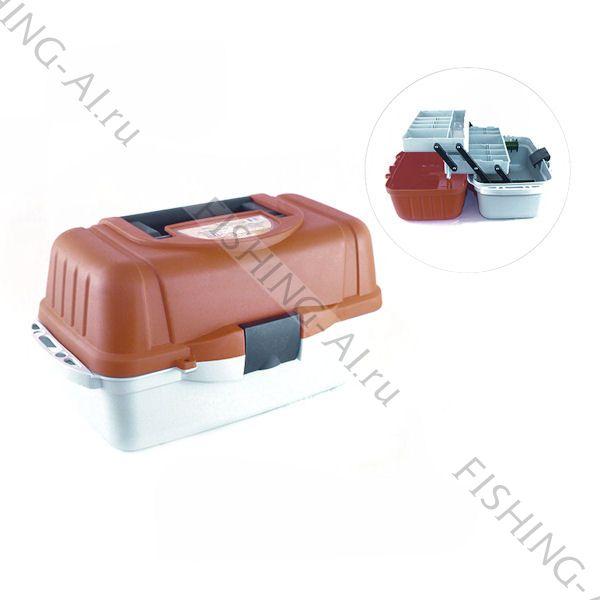 Ящик рыболовный Следопыт T02