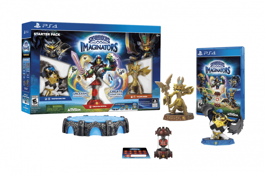 Skylanders Imaginators Starter Pack (PS4)