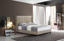 Кровать RACHEL SK22 180*200 песочный (002-3) с/осн