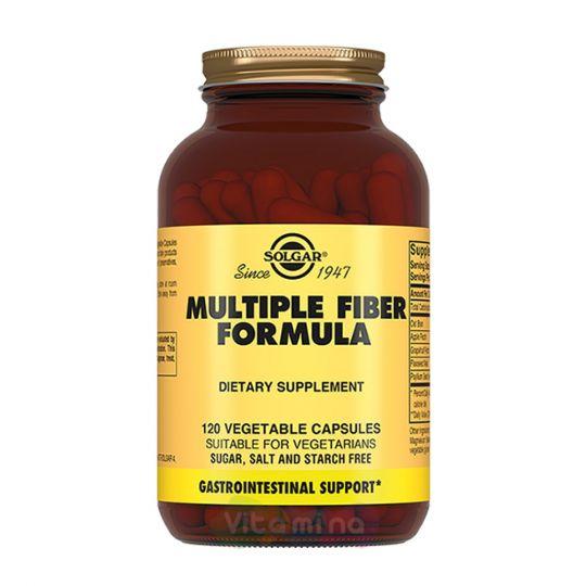 Солгар Мульти формула пищевых волокон капс. 629МГ №120