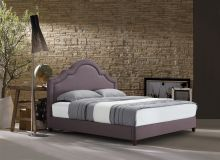 Кровать KATRINA SK18 180*200 светло-сиреневый (001-10) с/осн