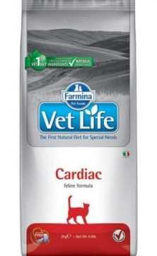 Vet Life Cat Cardiac (Вет Лайф Кардиак)
