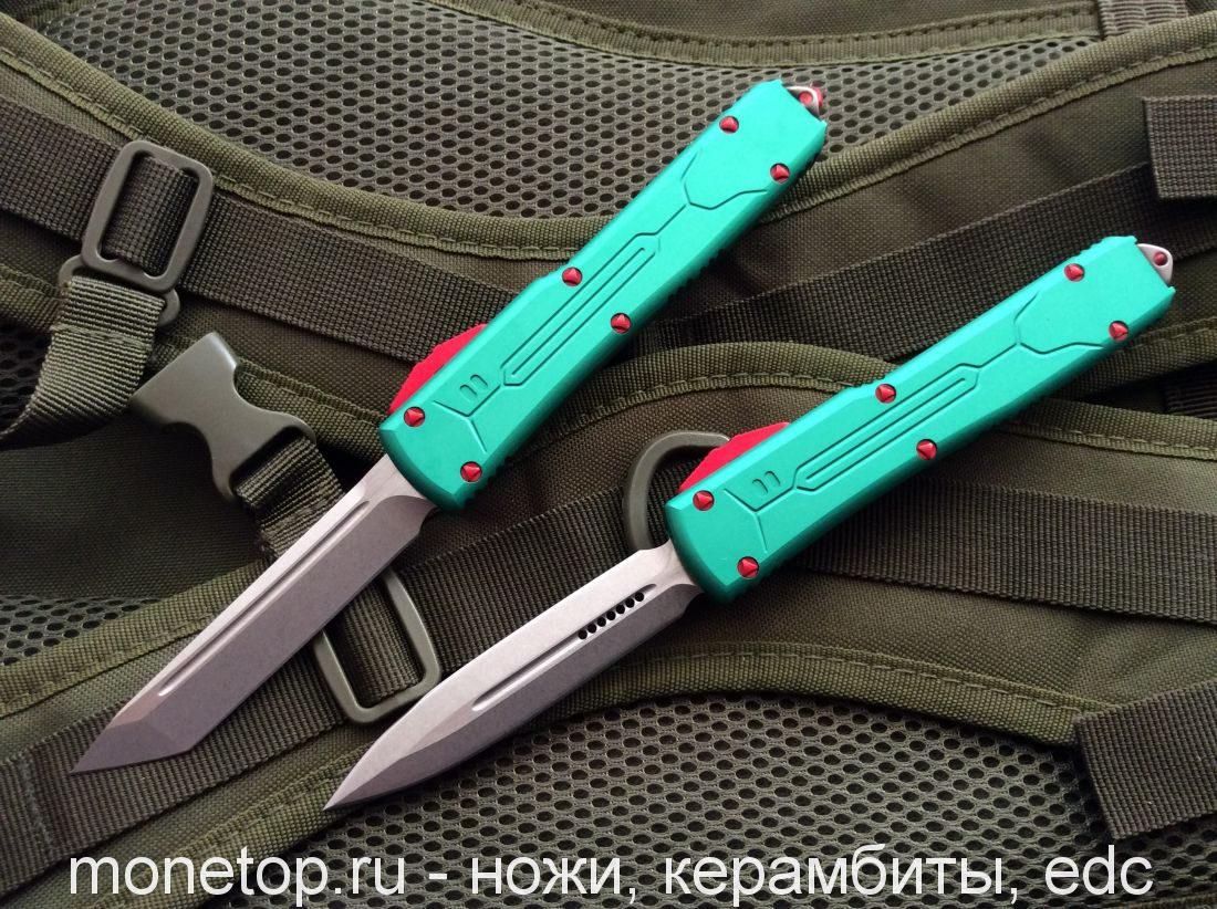 Нож Microtech Ultratech Bounty Hunter
