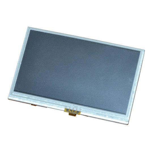 """LCD-OLinuXino-4.3TS, 4.3"""" LCD дисплей с подсветкой"""