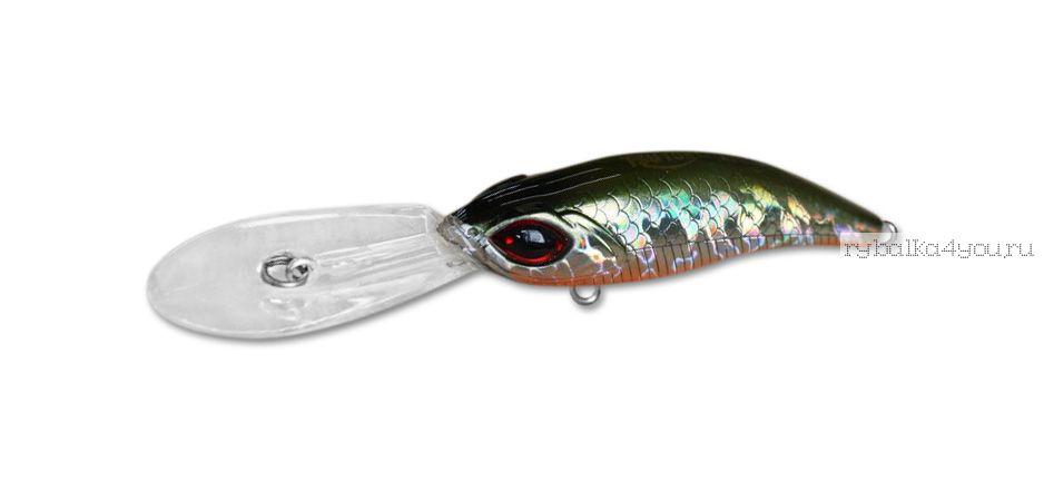 Купить Воблеры TsuYoki Deep Gaz 70F 70 мм / 10,5 гр Заглубление: 4,5 - 6 м цвет: 435R