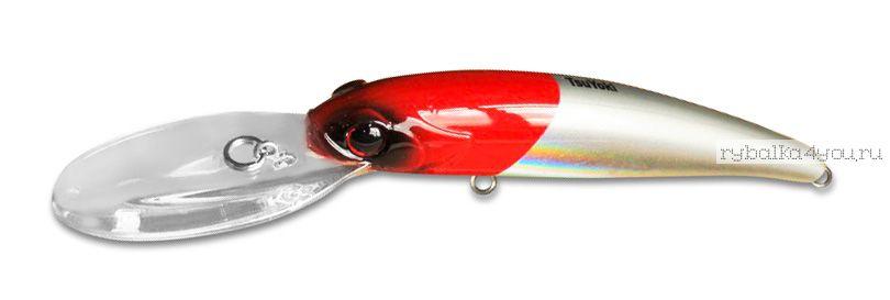 Купить Воблеры TsuYoki Jass 120F 120 мм / 22 гр Заглубление: 2,5 - 5,5 м цвет: 442