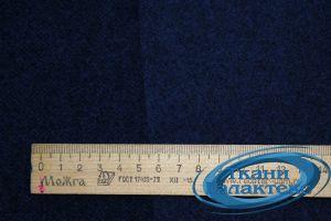 """Сукно """"ворса"""" Пальтовая ткань  113-1712/C#B8 синий"""
