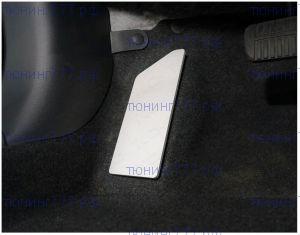 Накладка на площадку для левой ноги, ТСС, алюминий