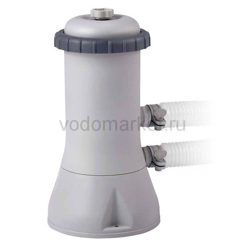 Фильтр-насос для бассейна Intex, картриджный 3785 л/ч (28638)