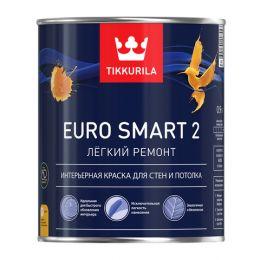 Евро Смарт 2 краска глубоко матовая