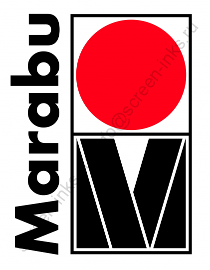 Краска Marastar SR 910 Overprint Varnish 1 л.