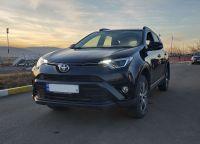 Аренда внедорожника Toyota RAV4 2016г. Автомат, Полный привод. В Тбилиси с доставкой по всей Грузии.