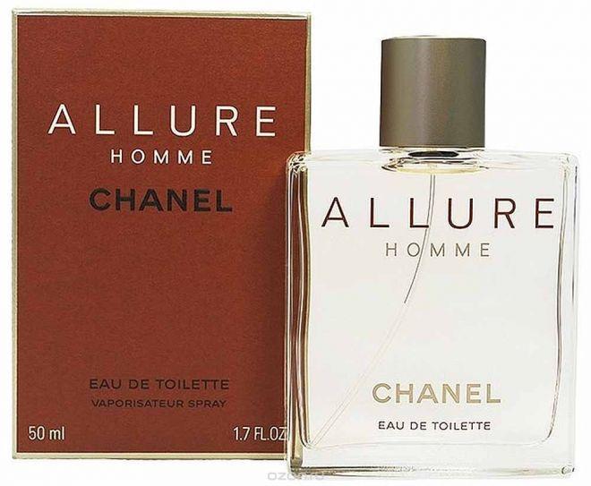 Chanel  ALLURE men