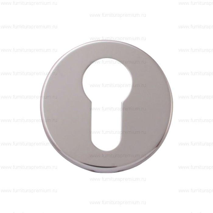 Накладка круглая на замок с цилиндром Forme (Fadex) 50 PVC