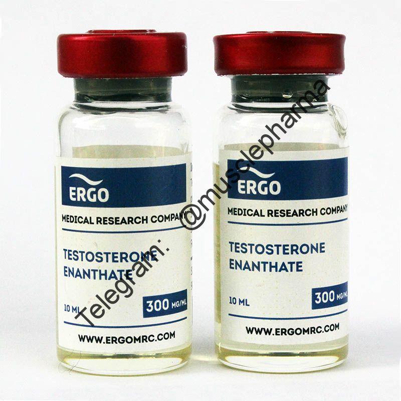 TESTOSTERONE ENANTHATE (ERGO). 1 флакон * 10 мл.