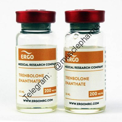 TRENBOLONE ENANTHATE (ERGO). 1 флакон * 10 мл. (200 мг / мл)