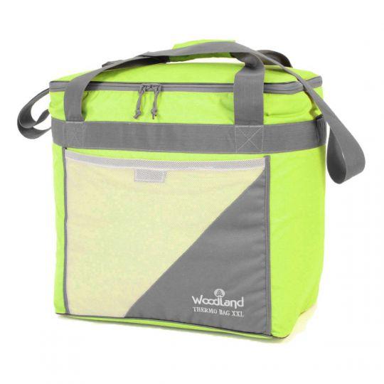 Термосумка WoodLand TERMO BAG XXL 50 л, зелено/серая