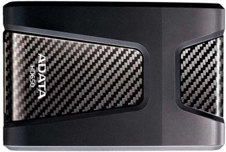 """Внешний HDD A-Data 2 TB HD650 чёрный, 2.5"""", USB 3.0"""