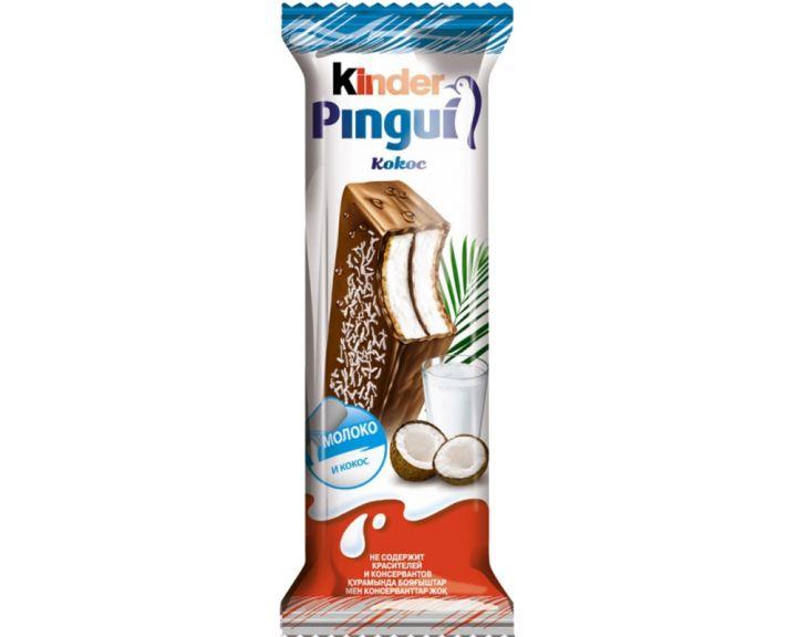 Пирожное Киндер Пингви кокос 30г Ферреро