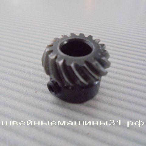 Шестерня косозубая привода челнока (JANOME с классическим челноком)      цена 400 руб.