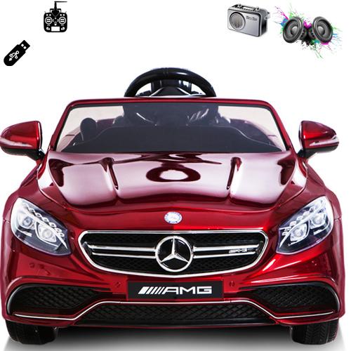 Электромобиль Mercedes Benz S63 Luxury