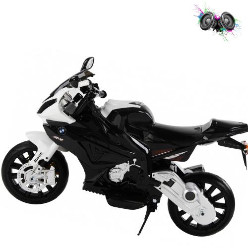 Электромотоцикл BMW S1000PR Black