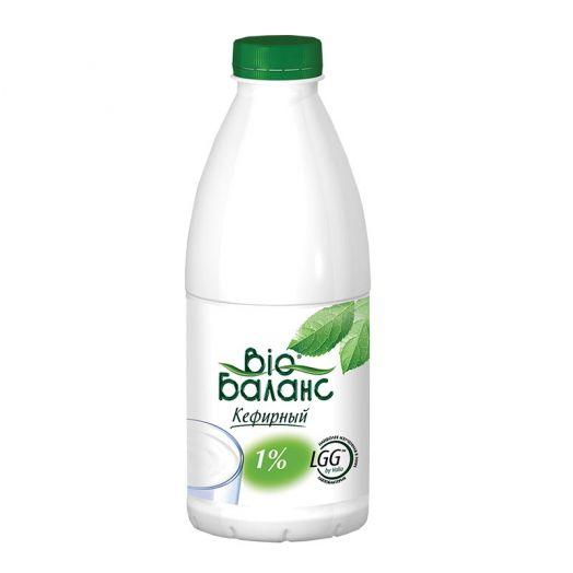 Кефир Биобаланс 1% п/б 930мл. Юнимилк