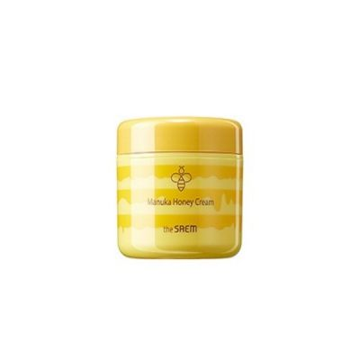 Крем для лица с экстрактом меда Care plus Manuka Honey Cream 100мл