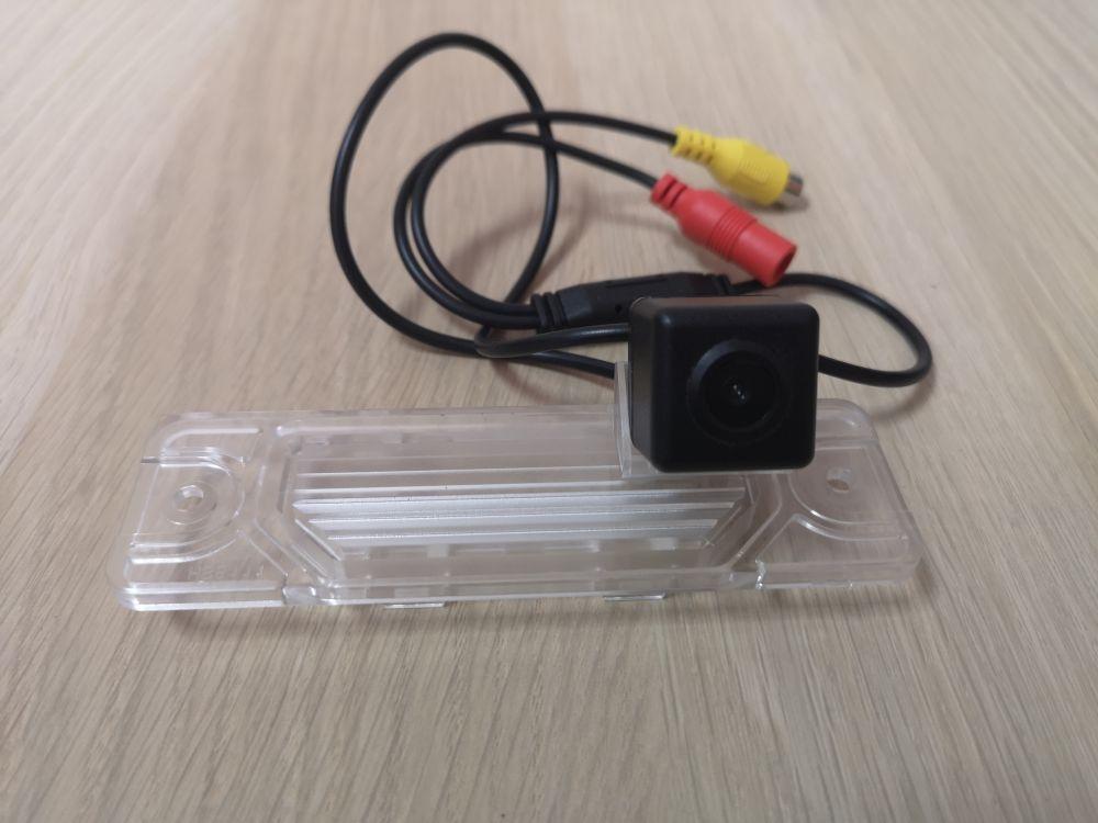 Камера заднего вида для Nissan Almera (N16) 2000-2006Камера заднего вида Ниссан Альмера 2000-2006