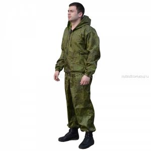 Костюм Prival рыбака куртка/брюки, ткань Oxford /пиксель (Артикул: OPR006-01)