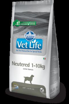Vet Life Dog Neutered 1-10kg (Вет Лайф Ньютрид)