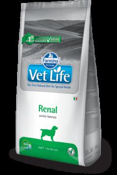 Vet Life Dog Renal (Вет Лайф Ренал)