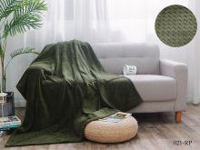 Плед велсофт Royal  plush 1.5-спальный 150*200  Арт.150/021-RP