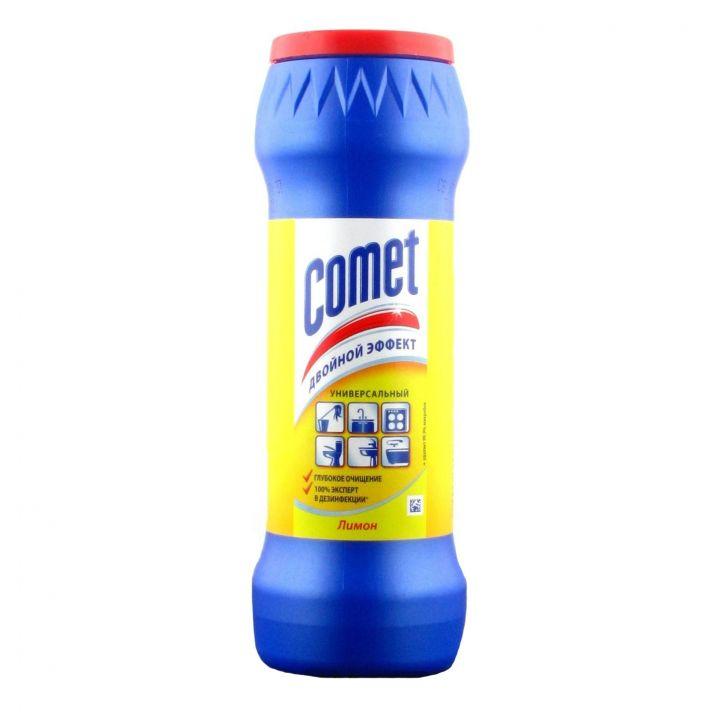 Чист.средство Комет 475г Лимон