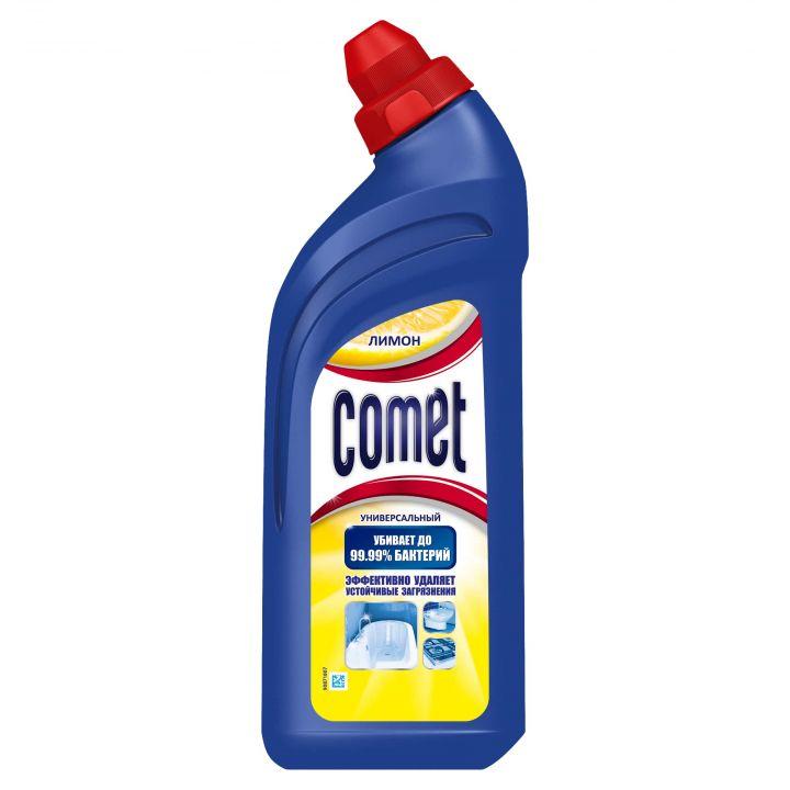 Чист.средство Комет 500мл Лимон гель
