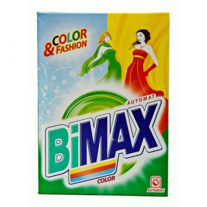Стир. порошок BiMax 400г автомат Color