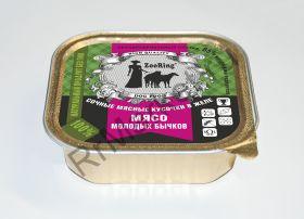 Консервы для Собак Кусочки в Желе 100 гр