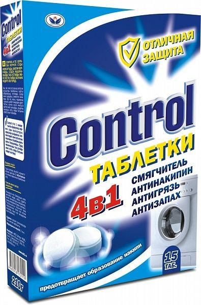Таблетки 4в1 смягчитель 210г